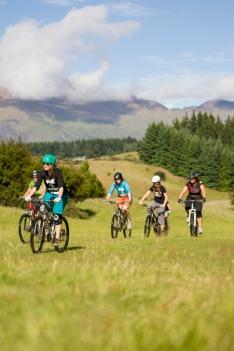 Camilla Stoddart photography Mission WOW bike Wanaka