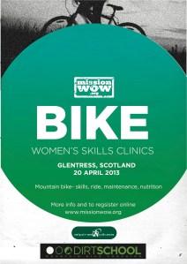 WOW-bike 2013 Glentress
