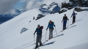 Mission WOW ski touring & Backcountry Treble Cone