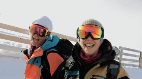Daisy Cardrona backcountry ski touring Mission WOW women