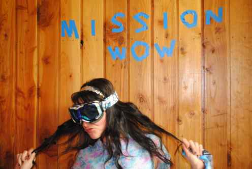 Alice Church SCOTT goggles Mt olympus Mission WOW ski women