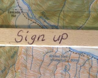 Sign-up for Newsletter